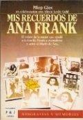 Mis recuerdos de Ana Frank