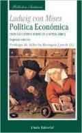 Política económica. Seis lecciones sobre el capitalismo