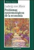 Problemas epistemológicos de la economía