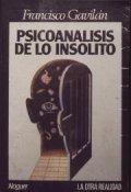 Psicoanálisis de lo insólito