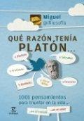 Que razón tenía Platón...