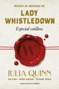 Revista de sociedad de Lady Whistledown. Especial cotilleos