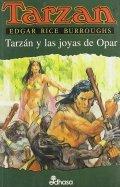 Tarzán y las joyas de Opar