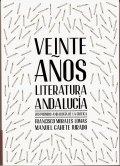 Veinte años de literatura en Andalucía (1994-2014). Los premios Andalucía de la Crítica