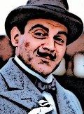 Hércules Poirot creado por Agatha Christie
