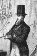 Impey Barbicane creado por Julio Verne